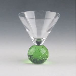 Ball Martini Glass Exporters From China pictures & photos