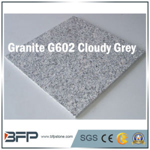 G602 Chinese Natural Stone Granite Tile for Middle East Market pictures & photos