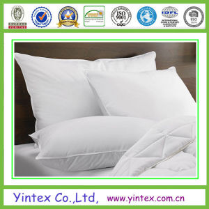 Anti-Dust Mite Anti Bacterial Cotton Material Duck Down Feather Pillow pictures & photos