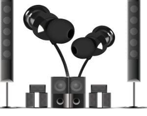 Sport Stereo Bass in-Ear Running Magnetic Metal Wireless Bluetooth Headphones pictures & photos