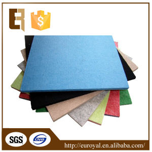 Euroyal Odorless Polyester Fiber 3D Sound Absorbing Material