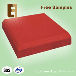 Interior Odorless Sound Insulation Cloth Acoustic Fabric Wall Panel