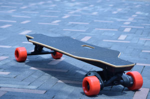 Black Color Four Wheels Coolest Electric Surfing Hover Board pictures & photos