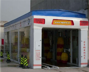 Dericen Ds-11 Tunnel Car Wash Equipment with Dryer pictures & photos