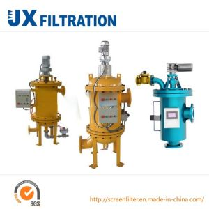 Mechanically Self Cleaning Filter Manufacturer pictures & photos