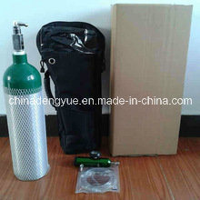 Professional Manufacturer High Pressure Gas Oxygen Cylinder Supplier pictures & photos