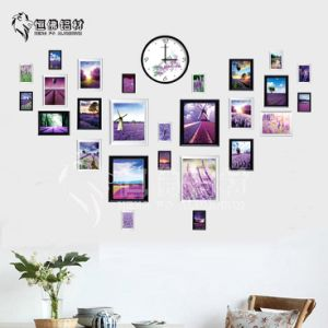 Decoration Aluminium Frame Album Picture Frames pictures & photos