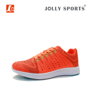 OEM Trainer Sneaker Footwear Breathable Sports Running Shoes for Women pictures & photos