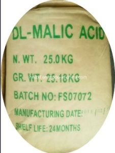 Dl Malic Acid 6915-15-7 Dl-Apple Acid pictures & photos