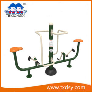 Metal Fitness Equipment, Outdoor Gymnastic Equipment, Garden Playing Equipment pictures & photos