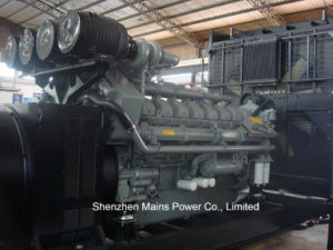 2500kVA 2000kw Standby Power UK Engine Drived Diesel Generator pictures & photos