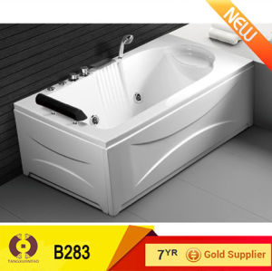 Bathroom Furniture Sanitaryware Whirpool Bath Tub (KB283) pictures & photos