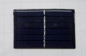 Solar Power Product Solar Panels Polycrystalline Silicon 3V/180mAh Lh-8555