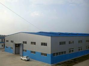Light Section Steel Structure Work Shop pictures & photos