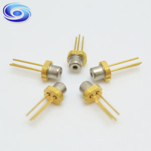 Factory Wholesale 405nm 300MW To18-5.6mm UV Blue Violet Laser Diode pictures & photos