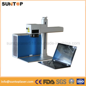 Germany Ipg Fiber Laser Marking Machine/20W Ipg Fiber Laser Engraving Machine pictures & photos