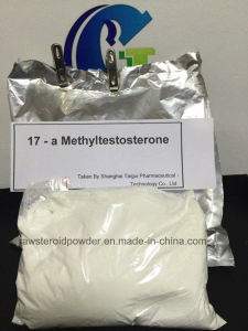 Oral Cutting Cycle Steroids 17A-Methyl-1-Testosterone CAS 58-18-4 pictures & photos