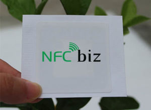 45X45mm Nfc Tag with Competitive Price pictures & photos