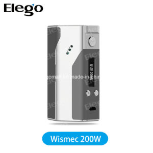 2015 Hottest Wismec Reuleaux 200W Tc Box Mod pictures & photos