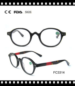 Acetate Eyewear Stylish Optical Frame Acetate Glasses pictures & photos