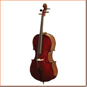 4/4hot Sale Hand Made Cello pictures & photos