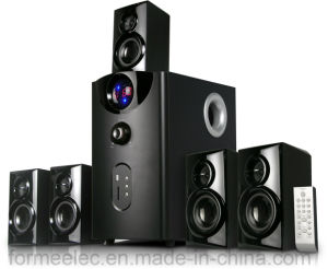 5.1CH Multimedia Speaker System Subwoofer 140W pictures & photos