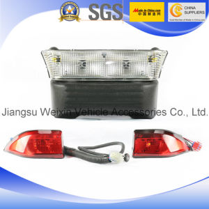 "High Quality Club Car Precedent 04""-up Basic Light Kit pictures & photos"