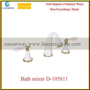 Sanitary Ware Bathroom 3 Way Wash Bathtub Faucet pictures & photos