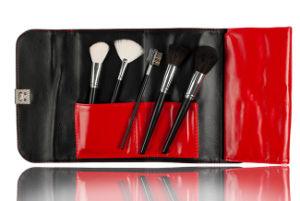 Black Peony Series Makeup Brush Kits 15 Pieces pictures & photos