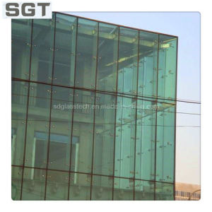 Tempered Laminated Glass for Low-E Building Wall pictures & photos