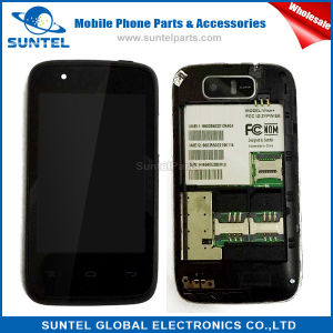 LCD Display with Touch Screen Cell-Phone Replacement for Sendtel Wise pictures & photos