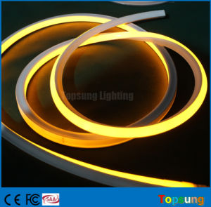 Promotional Yellow Square LED Neon Flexible Light 24V for Building