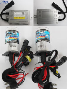 Factory Direct Sell High Quality 75W Fast Start HID Xenon Kit with 3000k-30000k Xenon Bulb pictures & photos