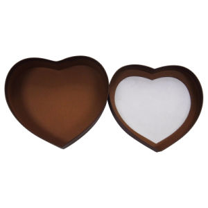 New Design Heart Shaped Paper Gift Box