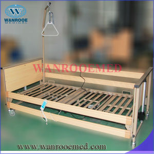 Long Term Wooden Material Home Care Bed pictures & photos