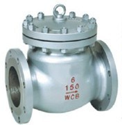 ANSI Asme API600 Cast Steel Swing Check Valve pictures & photos