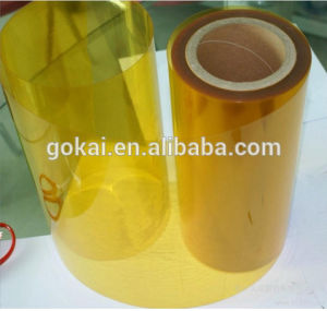 Latin American PVC Rigid Sheet in Roll pictures & photos