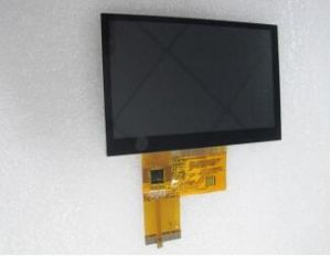 Rg-T043qph-83cp 4.3inch High Quality TFT LCD Screen with Capacitive Touch pictures & photos