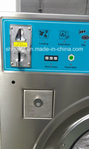 Coin Operated Industerial Washing Machine for Clothes pictures & photos