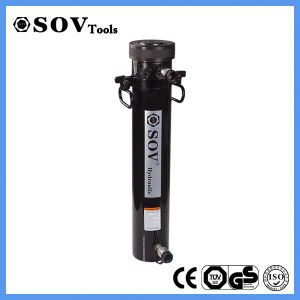 Double Acting Telescopic Long Stroke Hydraulic RAM Cylinder pictures & photos