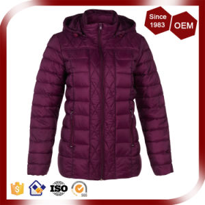Women New Collection Winter Padding Jacket pictures & photos