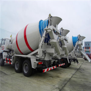 Cement Mixer Trailer Truck for Cement Mixing