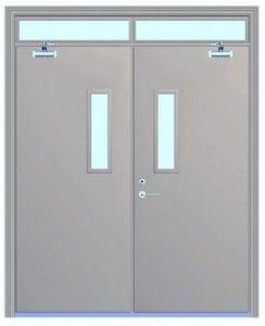Fire Prevention, Sound Insulation, Heat Preservation Fire Resistance Door pictures & photos