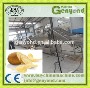 Automatic Fried Potato Chips Production Line pictures & photos