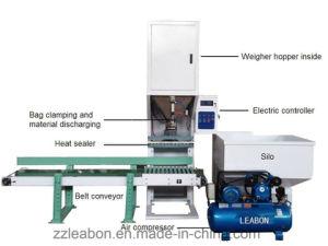 10kg 25kg 50kg Per Bag Wood Pellet Packing Machine (DCS) pictures & photos