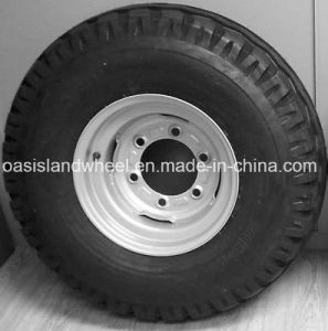 Agricultural Tyre 10.0/75-15.3 with Rim 9.00X15.3 for Farm Trailer pictures & photos