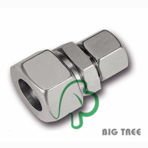 Reducing Coupling Single Ferrule Fitting Stainless Steel 316 pictures & photos