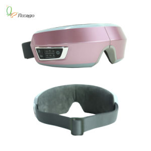 Rechargeable Wireless Folding Heating Eye Massage Body Massager pictures & photos