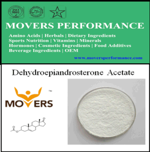 High Quality Dehydroepiandrosterone Acetate 98% for Bodybuilding pictures & photos