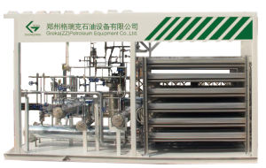 Greka LNG Cryognic Pump Skid for LNG Loading Truck Fueling